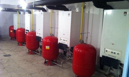 газови инсталации, Газификация