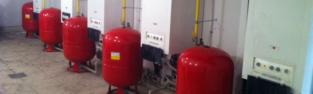 изграждане на газови инсталации